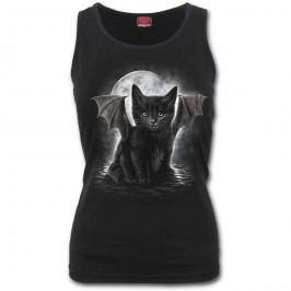 tílko dámské SPIRAL - Bat Cat - F015G058