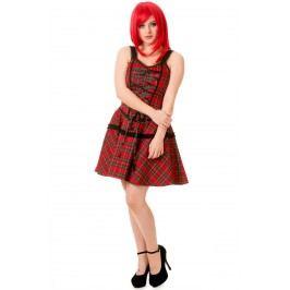 šaty dámské BANNED - DBN5063R/RED/TRT M