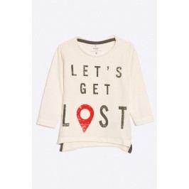 Name it - Dětské tričko s dlouhým rukávem 80-104 cm
