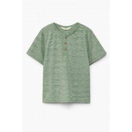 Mango Kids - Dětské tričko Pani 104-164 cm