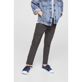 Mango Kids - Dětské kalhoty diploma 110-164 cm