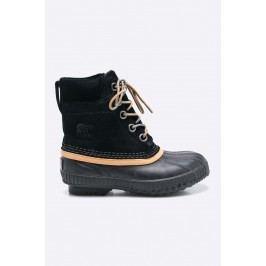 Sorel - Dětské boty Youth Cheyanne II Lace Zimní boty pro chlapce