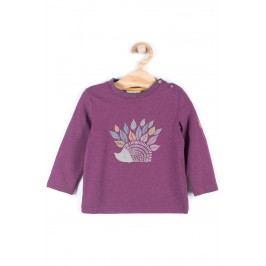 Coccodrillo - Dětské tričko s dlouhým rukávem 68-86 cm