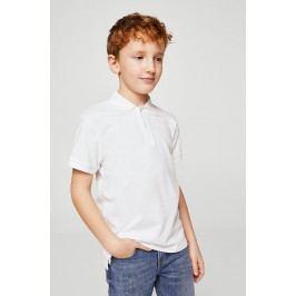 Mango Kids - Polo tričko dětské Polo 104-164 cm.