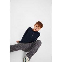 Mango Kids - Dětské tričko s dlouhým rukávem Soft 104-164 cm