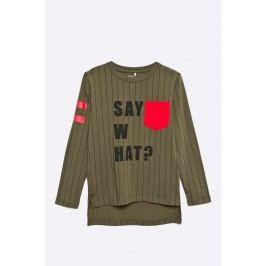 Name it - Dětské tričko s dlouhým rukávem Silas 116-152 cm