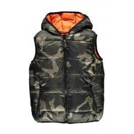 Mek - Dětská oboustranná vesta 128-170 cm