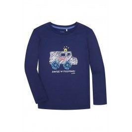 Endo - Dětské tričko s dlouhým rukávem 134-140 cm