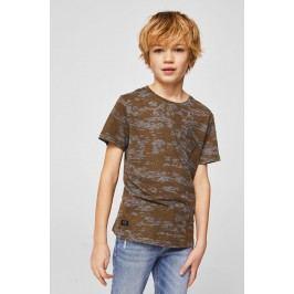 Mango Kids - Dětské tričko Devore 110-164 cm