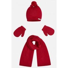 Mayoral - Čepice + šála a dětské rukavice