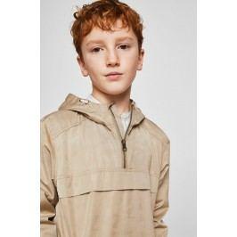 Mango Kids - Dětská bunda Camu 104-164 cm