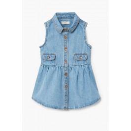 Mango Kids - Dětské šaty Lulu 80-104 cm
