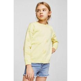 Mango Kids - Kraťasy dětské Isabel 104-164 cm