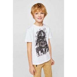 Mango Kids - Dětské tričko Star Wars 104-164 cm