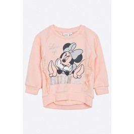 Name it - Dětská mikina Minnie Mouse 80-110 cm