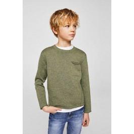 Mango Kids - Dětský svetr Peter 110-164 cm
