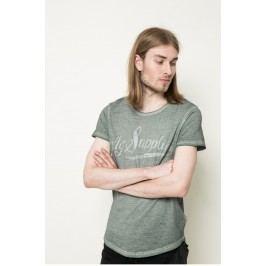 Sublevel - Tričko Mužské svetry se zapínáním
