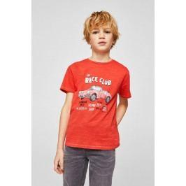 Mango Kids - Dětské tričko Epetboy 104-164 cm