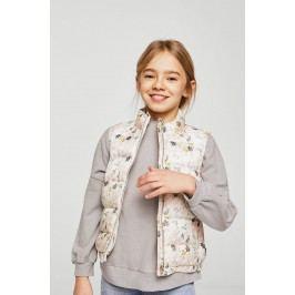 Mango Kids - Dětská vesta Alice 110-164 cm