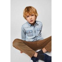 Mango Kids - Dětská košile Dave 104-164 cm