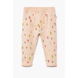 Mango Kids - Kalhoty dětské Mirepri 80-104 cm