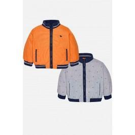 Mayoral - Oboustranná dětská bunda 68-98 cm Krátké bundy pro kluky