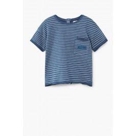 Mango Kids - Dětské tričko Duran 80-104 cm