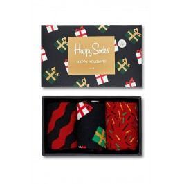 Happy Socks - Ponožky Singing Holiday (3-pack)