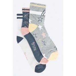 Brums - Dětské ponožky (3-pack) Ponožky