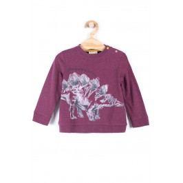 Coccodrillo - Dětské tričko s dlouhým rukávem 92-116 cm