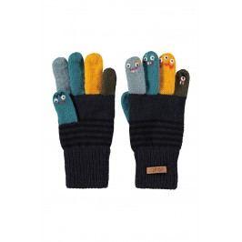Barts - Dětské rukavice Puppet Gloves navy