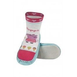 Soxo - Dětské pantofle Peppa Pig