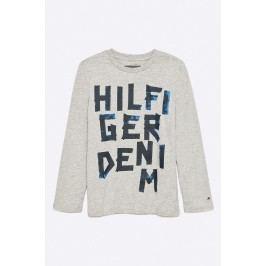 Tommy Hilfiger - Dětské tričko s dlouhým rukávem 128-176 cm