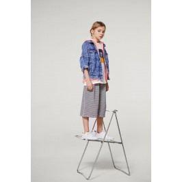 Mango Kids - Dětské tričko Hund 110-164 cm