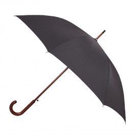 Velký černý deštník