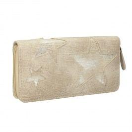 Dámská peněženka s hvězdami Peněženky pro ženy