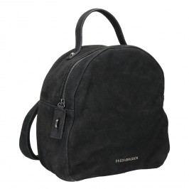 Kožený dámský batoh