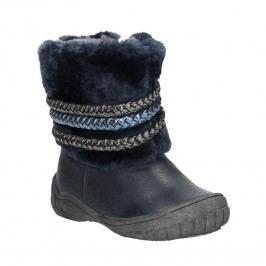 Dětská zimní obuv se zateplením Obuv pro nejmenší děti