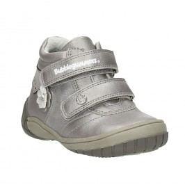 Dívčí kotníčková obuv s ozdobnou aplikací