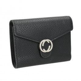 Dámská černá peněženka Peněženky pro ženy