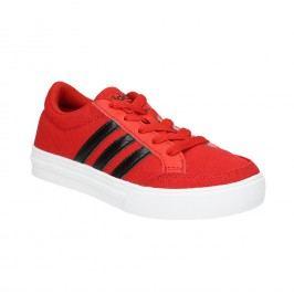Červené dětské tenisky