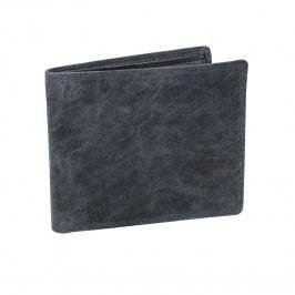 Pánská kožená peněženka modrá