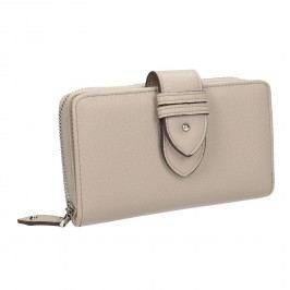 Dámská peněženka s přezkou