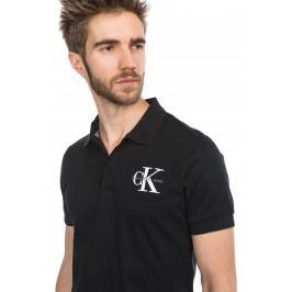 Padd Polo triko Calvin Klein | Černá | Pánské | XL