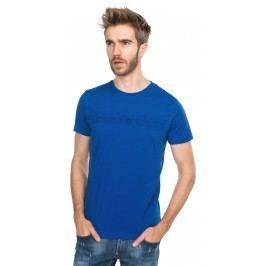 Triko Calvin Klein | Modrá | Pánské | XL