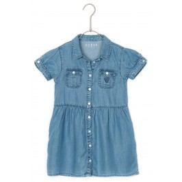 Šaty dětské Guess | Modrá | Dívčí | 3 roky
