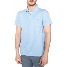 Polo triko Trussardi Jeans | Modrá | Pánské | XXL