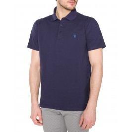 Polo triko Trussardi Jeans | Modrá | Pánské | XL