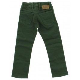 Jeans dětské Diesel | Zelená | Chlapecké | 4 roky