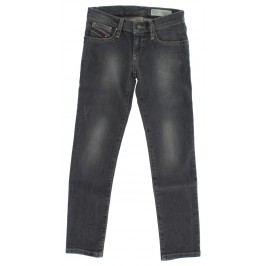 Jeans dětské Diesel | Šedá | Dívčí | 8 let